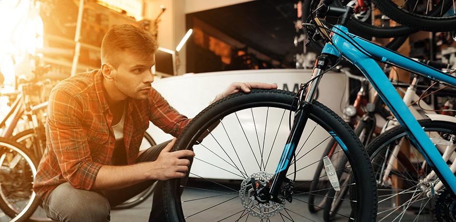 Hjälp – hur köper man en bra mountainbike?